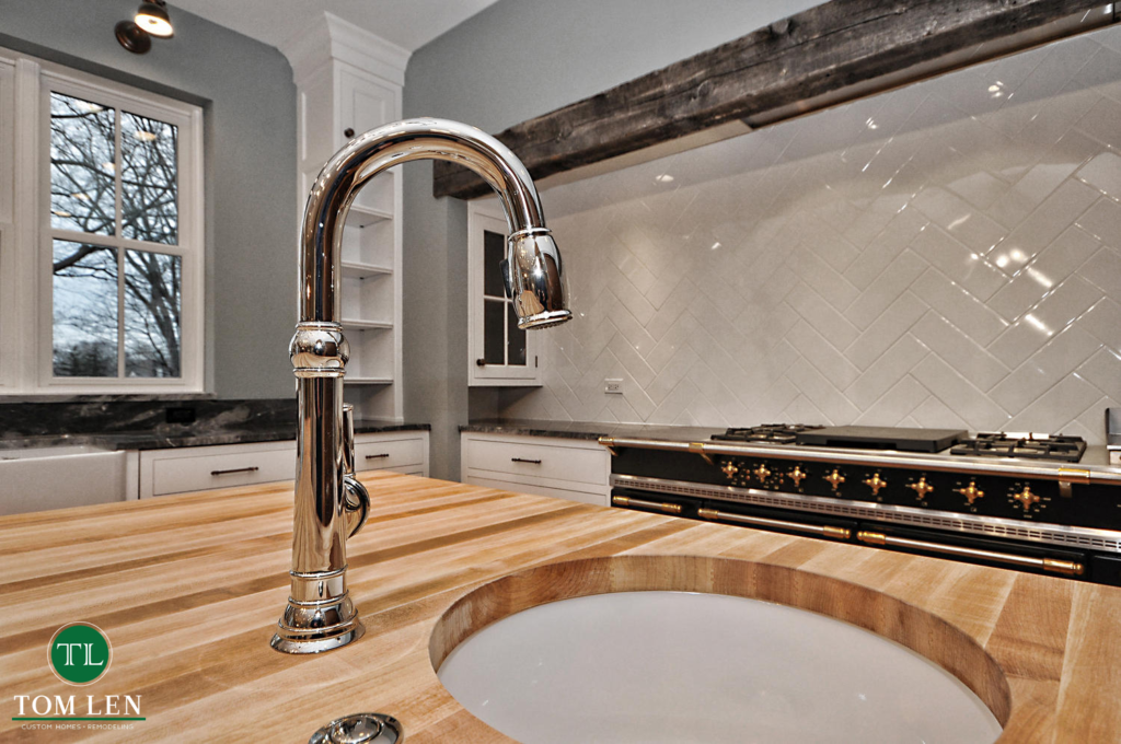 Essentials for Creating Your Luxury Kitchen - Tom Len Custom Homes