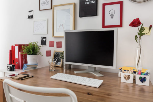 Creating the Perfect Space at Home for Remote Working and E-Learning Tom Len Custom Homes