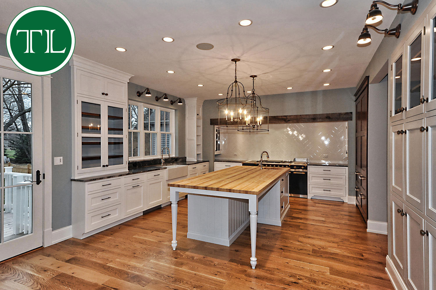 Tom Len Custom Homes - Center