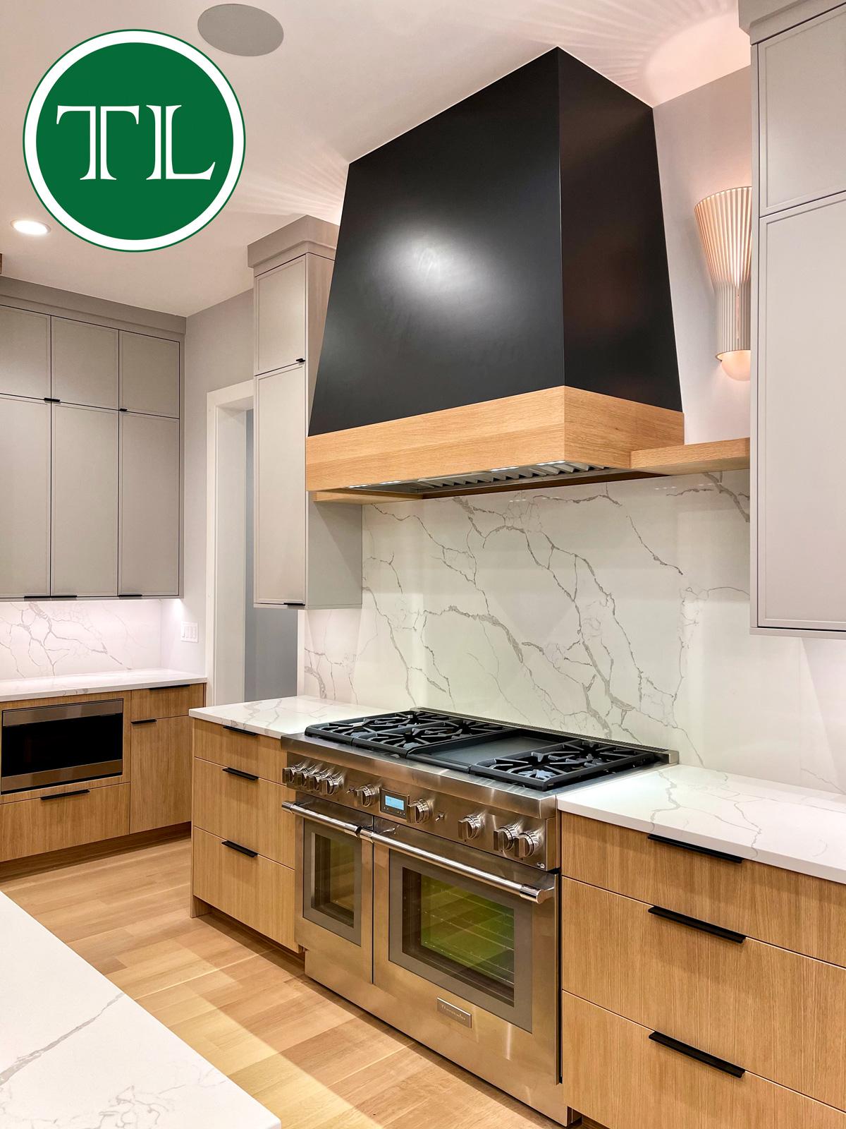 Tom Len Custom Homes - North Shore Custom Home Builders -Peach Tree Home 2021
